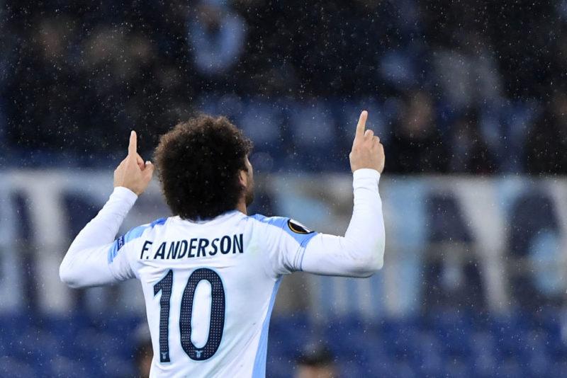 Lazio, sale Felipe Anderson e la scelta su Lulic: cambia la formazione per il derby