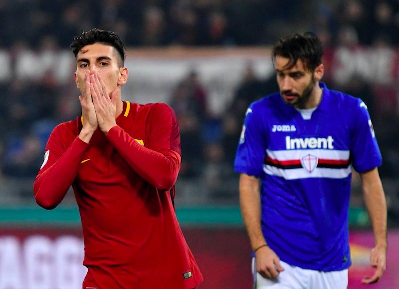 """Infortunio Pellegrini, mazzata dalla Gazzetta: """"Si rischia di salutarlo fino al 2019"""""""