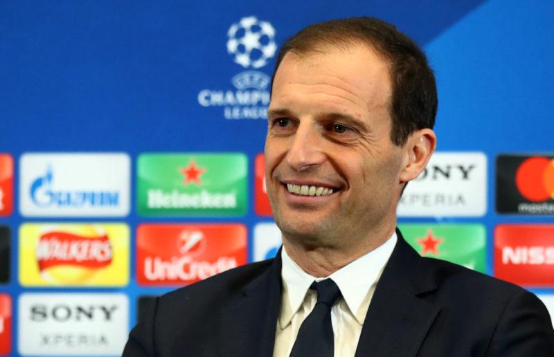 """Allegri: """"Higuain? Dannoso tenerlo controvoglia, la Juve accontenta chi vuole andar via"""""""