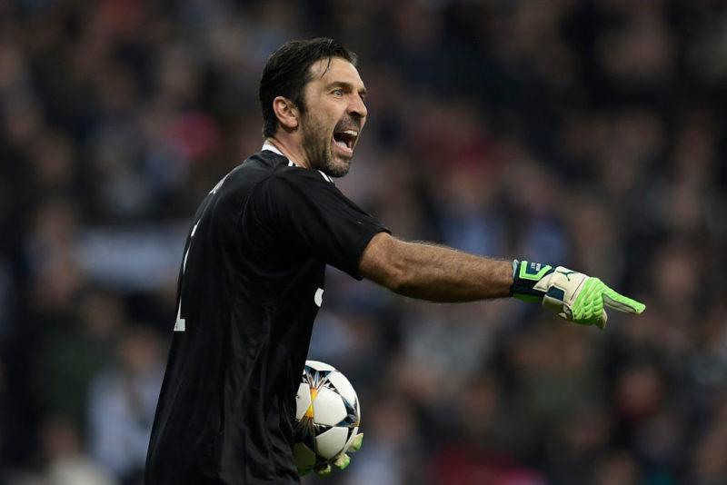 """Buffon: """"Dopo Madrid margherite e funghi. Donnarumma? Gli ho mandato un messaggio"""""""
