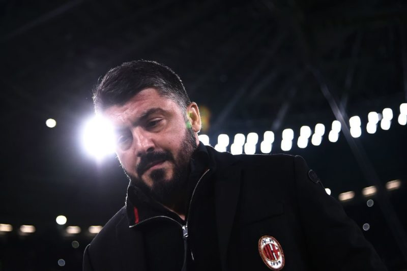 Milan, formazione mai vista: scelte fatte, rivoluzione di Gattuso col Benevento