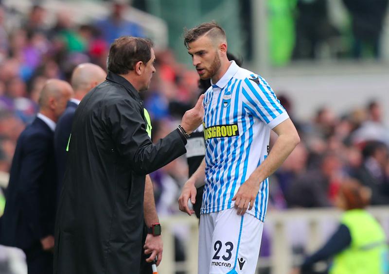 Spal, Vicari è entrato nel finale con l'Udinese: la decisione sul voto