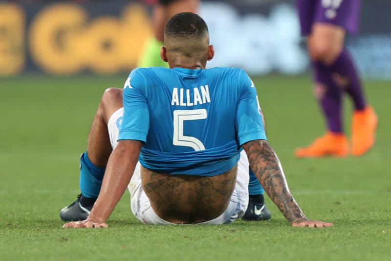 """Allan, gli aggiornamenti di Sky: """"Il PSG è arrivato a offrire oltre 80 milioni al Napoli"""""""