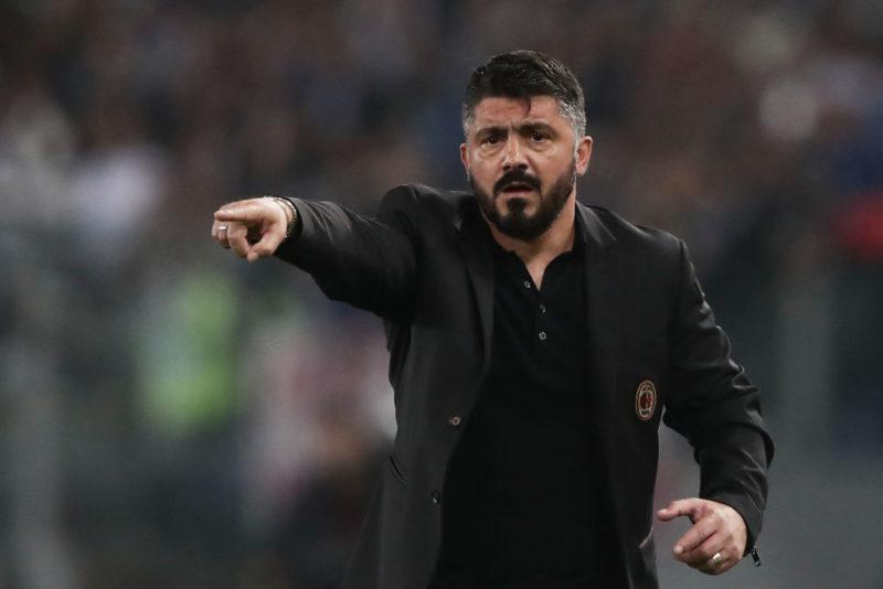 """Milan, la Gazzetta: """"Gattuso allontana Zaza. E ha cinque giocatori dalla sua parte"""""""