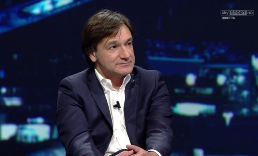 """Caressa e il paragone: """"Piatek in alcuni momenti mi ricorda Igor Protti"""""""