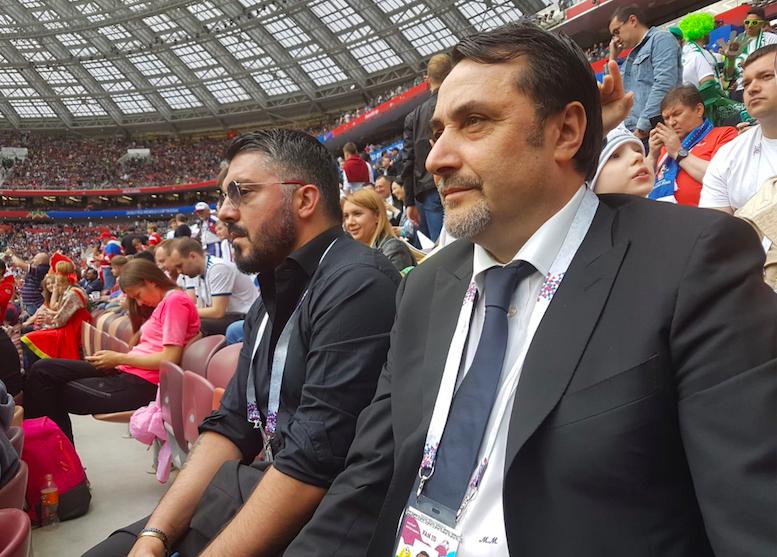 """Gattuso: """"Arriva un grande centrocampista e un vice Suso. Aspettate André Silva"""""""