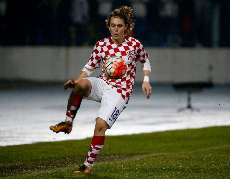 Seconda Maglia AC Milan ALEN HALILOVIC