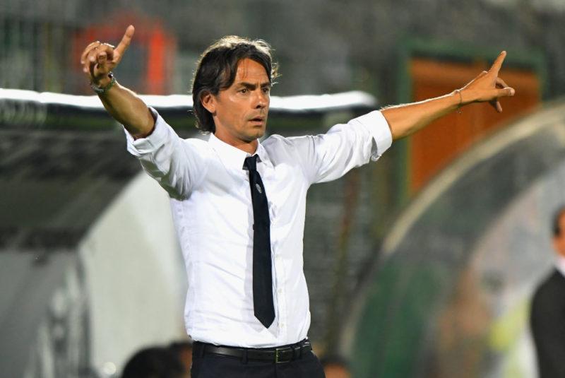 """Inzaghi: """"Destro si allena bene, avrà occasioni! Palacio stanco, ma che bravi quei due"""""""