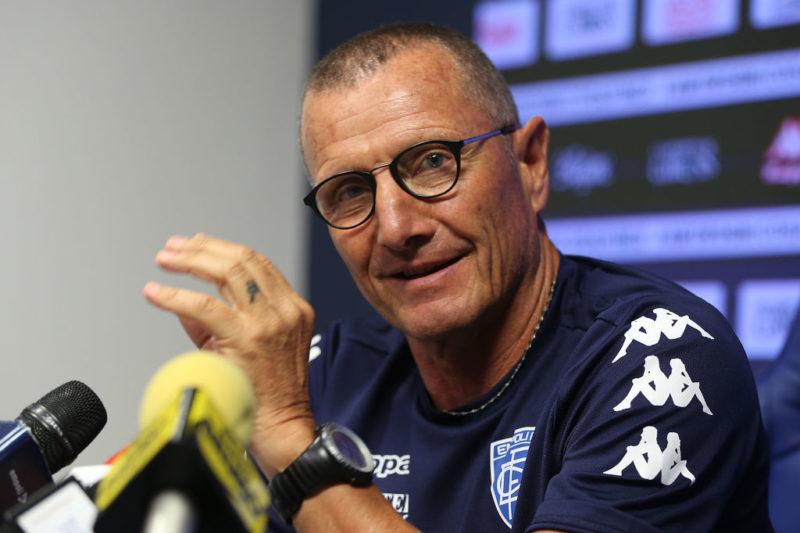 """Andreazzoli: """"Antonelli e non Pasqual, c'è un motivo. Silvestre ha rischiato l'infortunio"""""""