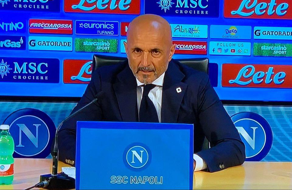 """Spalletti: """"Insigne, voi volete la magagna! La mia scelta su Koulibaly, Osimhen, Florenzi…"""""""