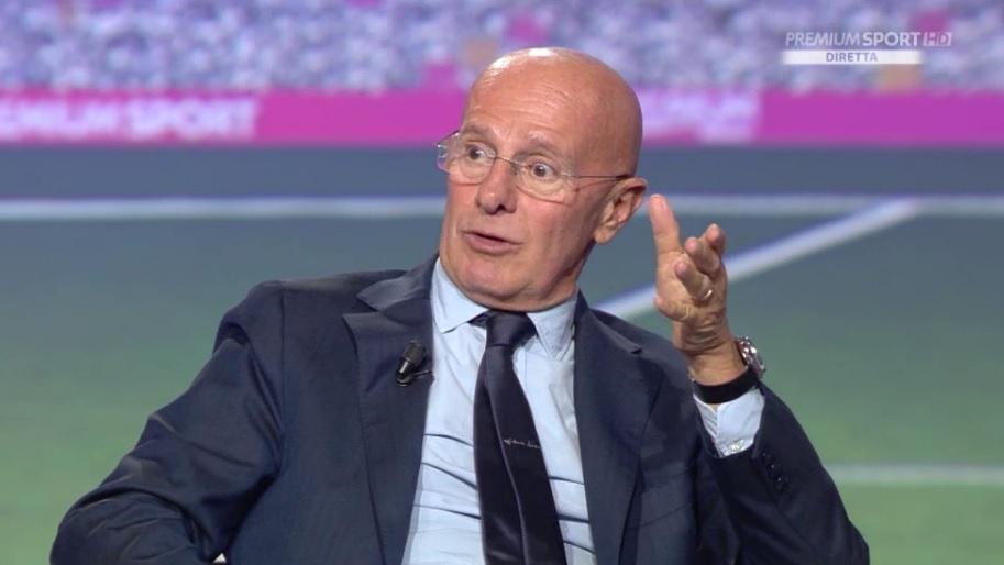 """Sacchi: """"Muriel all'Inter? Non deve star fermo in campo, ma lo vedete quando calcia…"""""""
