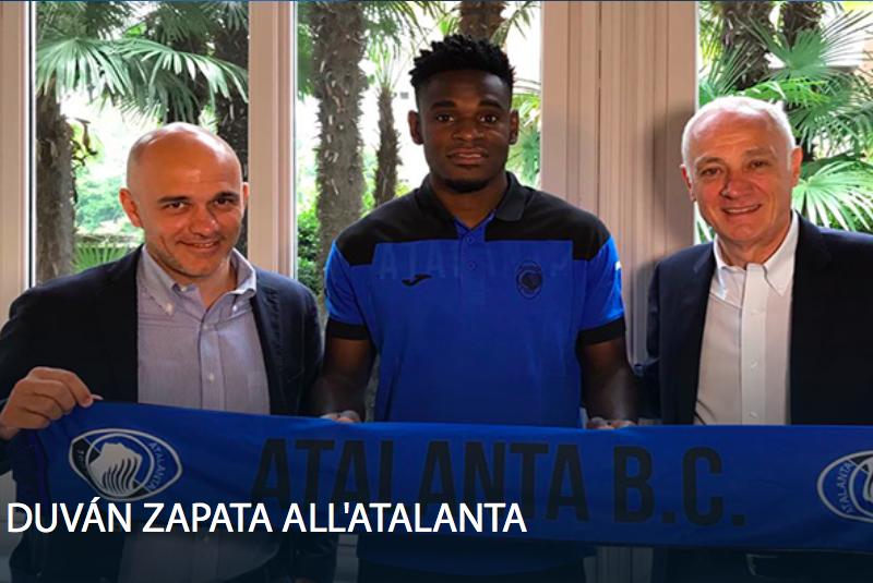 """Atalanta, Percassi: """"Zapata è come Denis, che colpo! Varnier e Hateboer…"""""""