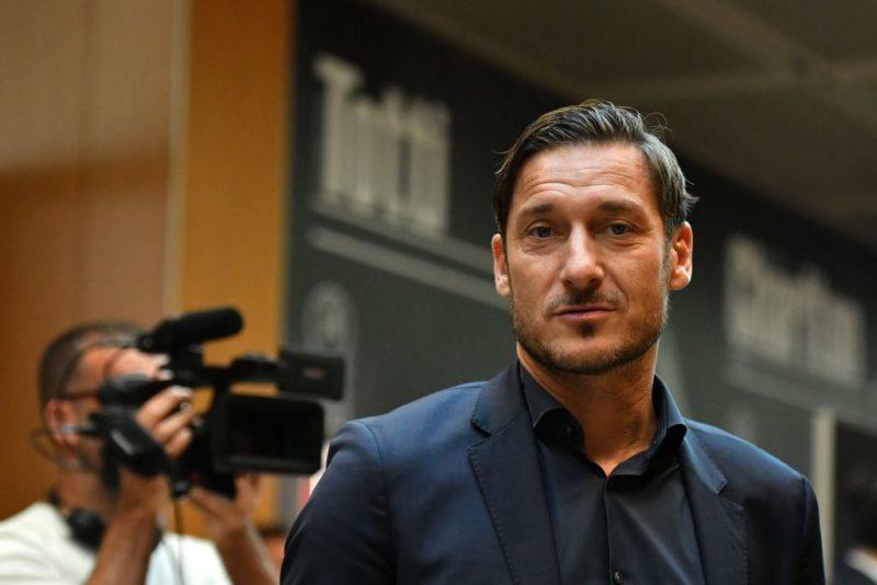 """Totti: """"Non volevo un giocatore alla Roma, ne avevo consigliato un altro"""". Ecco chi erano!"""
