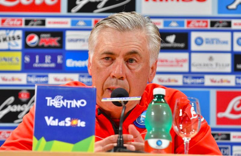 "Ancelotti: ""Icardi ci piace! James, magari sarà del Napoli. Insigne, Ghoulam e Milik…"""