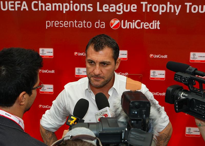 """Vieri è sicuro: """"Il Milan ha fatto un colpo enorme: ne avevano bisogno"""""""