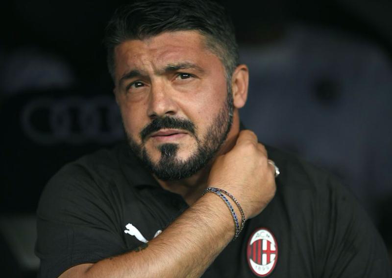 """Gattuso: """"Fate male a Caldara, è nel frullatore! Higuain si è infuriato quando…"""""""