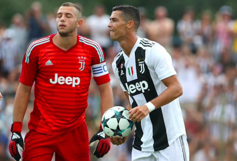 Juve, Cristiano Ronaldo segna subito: tre segnali per il fantacalcio da Villar Perosa