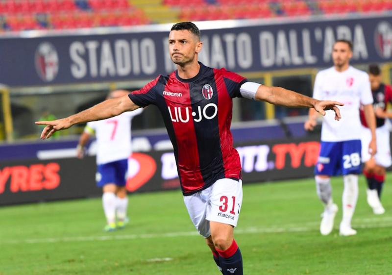 Bologna, 2-0 al Padova: Dzemaili da sogno, gol e rigore. Sorpresa Dijks