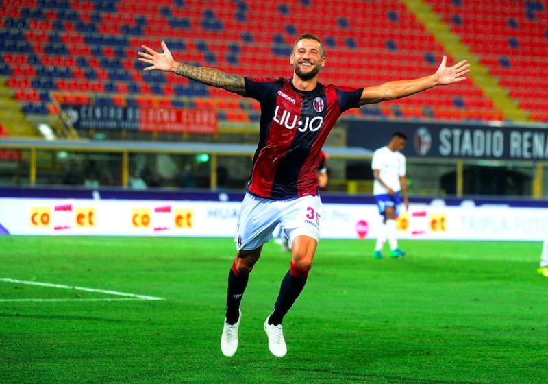 Bologna, Dijks è recuperato e si allena in gruppo: buone notizie per Mihjalovic