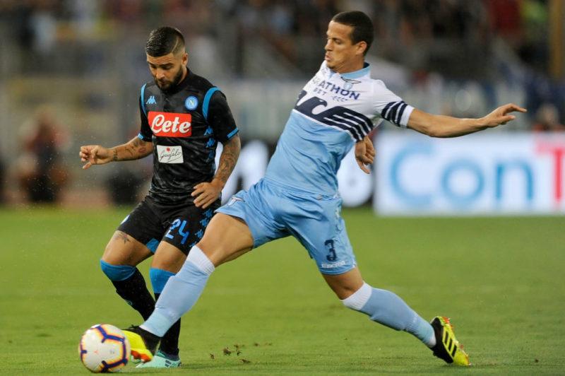 """Lazio, Luiz Felipe fuori al 40′. Sky: """"Inzaghi l'ha sostituito per due motivi"""""""