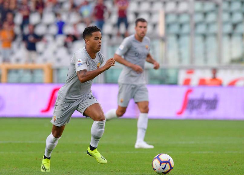 """In Olanda: """"La Roma spedisce Kluivert in prestito, Raiola è furibondo!"""""""