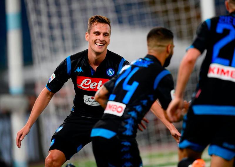 """Napoli, Sky: """"Ancelotti col 4-4-2: Callejon e Mertens in pole, i dubbi anti-Juve"""""""