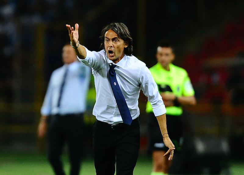 """Inzaghi: """"Peccato per Dzemaili! Due compiti per Falcinelli, Destro e Santander"""""""