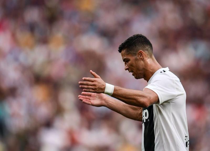 Cristiano Ronaldo e un dato horror: solo Ciano ha fatto peggio di lui sulle punizioni