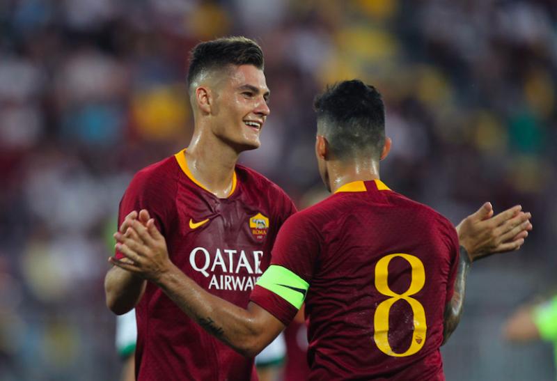 La Roma non venderà Schick: la decisione è arrivata dai piani alti del club