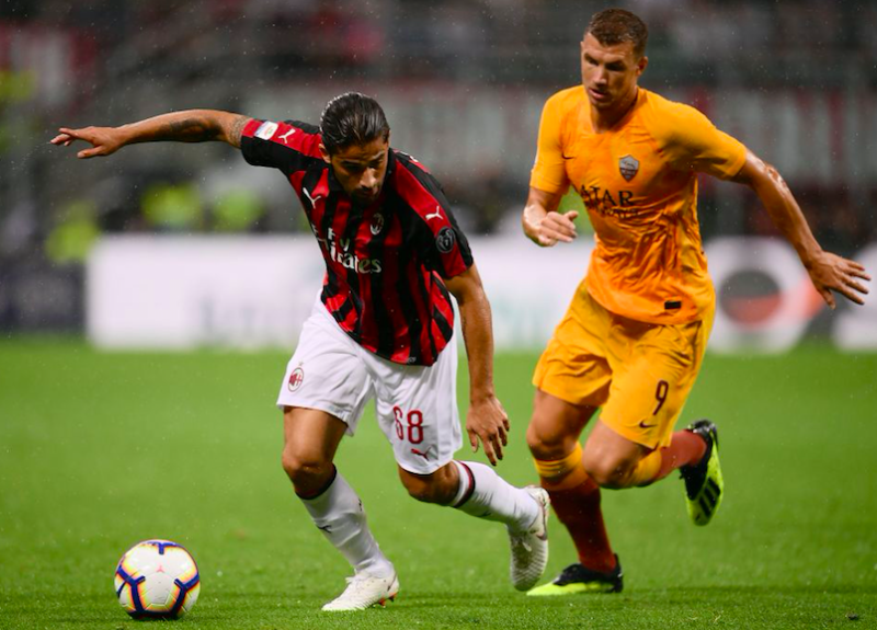 Milan, si ferma anche Rodriguez: salta il match con la sua Svizzera