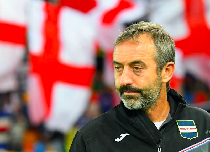 """Giampaolo annuncia la formazione: """"Giocano Defrel e Jankto, otto titolari sono decisi"""""""