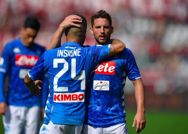 Fiorentina-Napoli, le ultime: Mertens in decollo, risale Rui, novità Hancko e Gerson