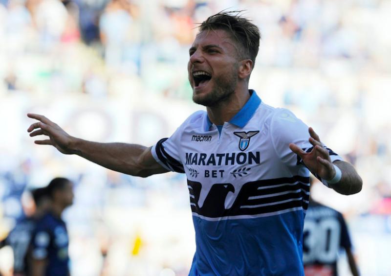 """Lazio, il CorSport in prima pagina: """"Con l'Empoli senza Immobile, non ci sarà"""""""