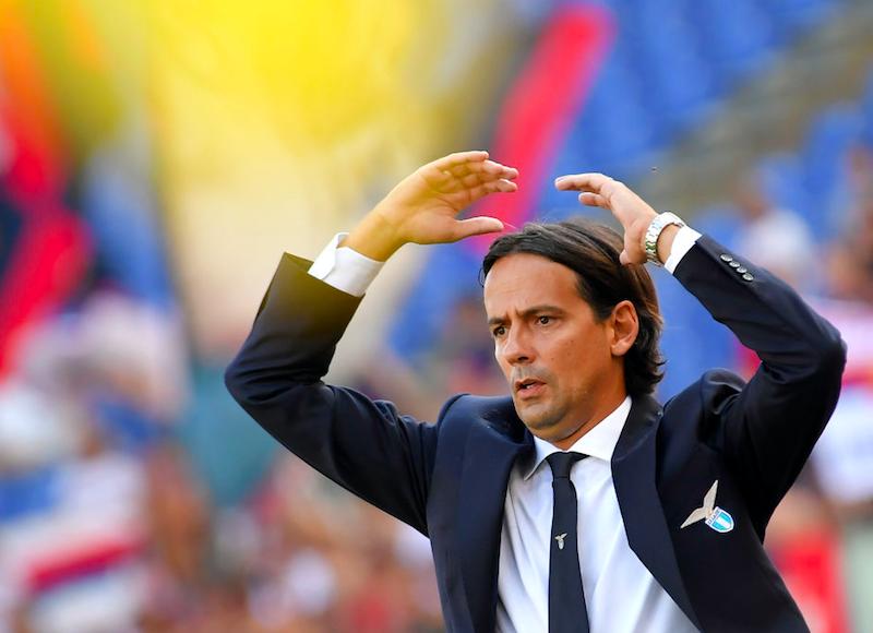 """Lazio, Inzaghi: """"Dubbio Luis Alberto! Immobile con me gioca sempre, Correa…"""""""