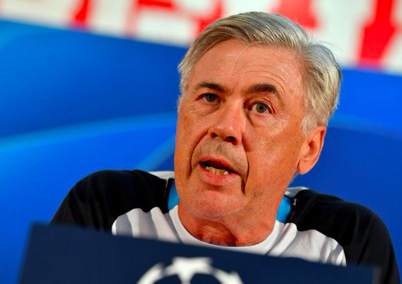 """Ancelotti: """"Fabian Ruiz è spaziale! Bravo Meret, ma non ci sarà il portiere titolare"""""""