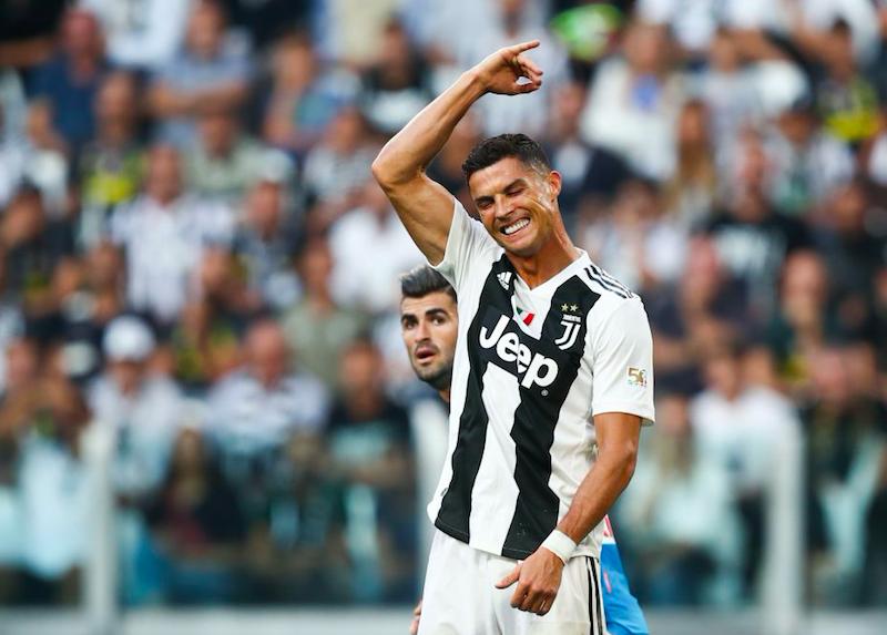 VOTI UFFICIALI – Ronaldo, che voto! Brilla Pjanic, scende Insigne, ottimo Allan