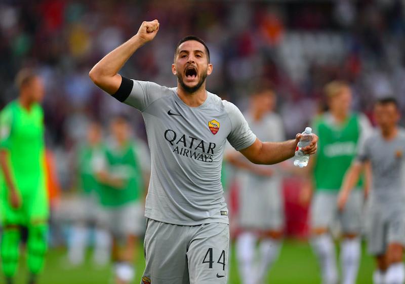 La Roma torna in campo: fermo El Shaarawy, le ultime su Manolas e De Rossi