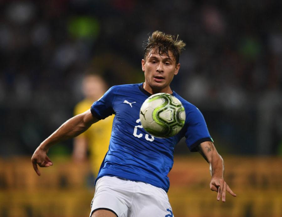 Giovani promesse: perché Barella ha stregato Roberto Mancini. E che paragone!