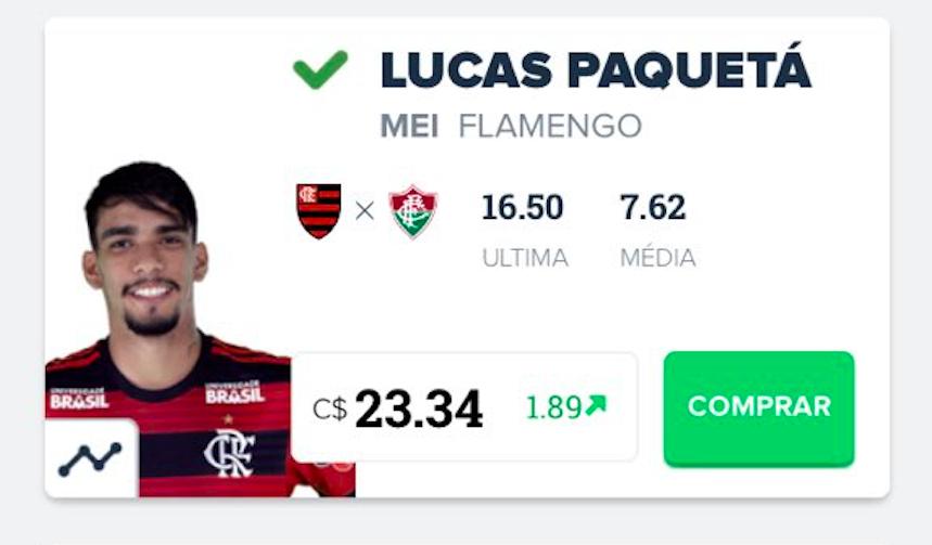 📸 | Paquetá, media-voto da urlo al fantacalcio brasiliano! E che punteggio all'ultima…