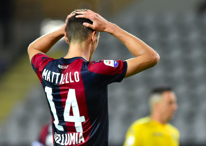 Mattiello al Cagliari, operazione fatta: ora si prova a procedere per Joao Pedro