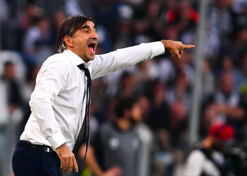 """Juric: """"Sono incazzato, preso un gol ridicolo!"""". E poi disintegra Pazzini"""
