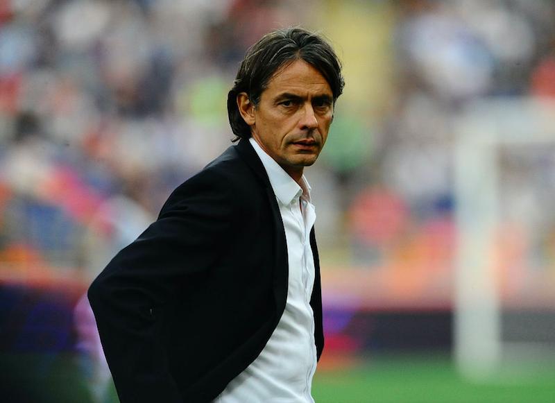 """Pippo Inzaghi e la maledizione del 9: """"Piatek? Torno a Milano e gli porto un regalo"""""""