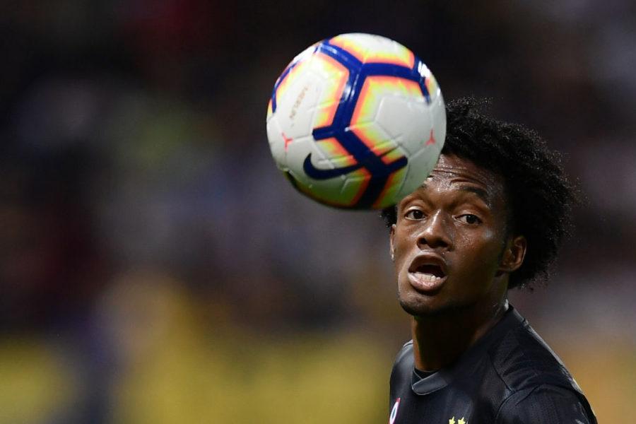 FORMAZIONI UFFICIALI – Juventus-Spal: gioca Cuadrado, Allegri sceglie il 4-4-2
