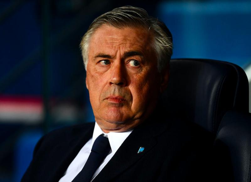 """Ancelotti: """"Insigne si riprenda, doveva riposare! Il centravanti dell'anno prossimo sarà…"""""""