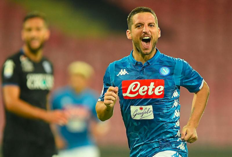 """Napoli, occhio ai cambi! Sky: """"Mertens provato da titolare, Albiol starà fuori, Verdi…"""""""