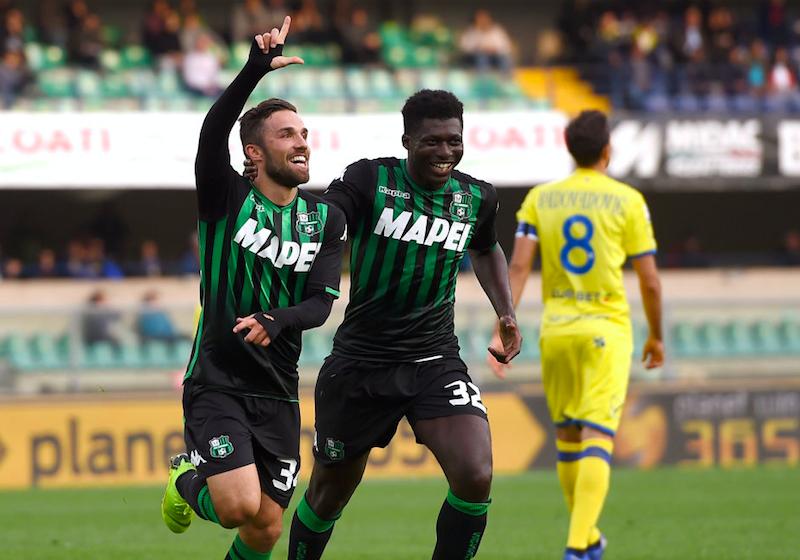 FORMAZIONI UFFICIALI – Sassuolo-Samp: De Zerbi stravolge, c'è Di Francesco! Defrel gioca