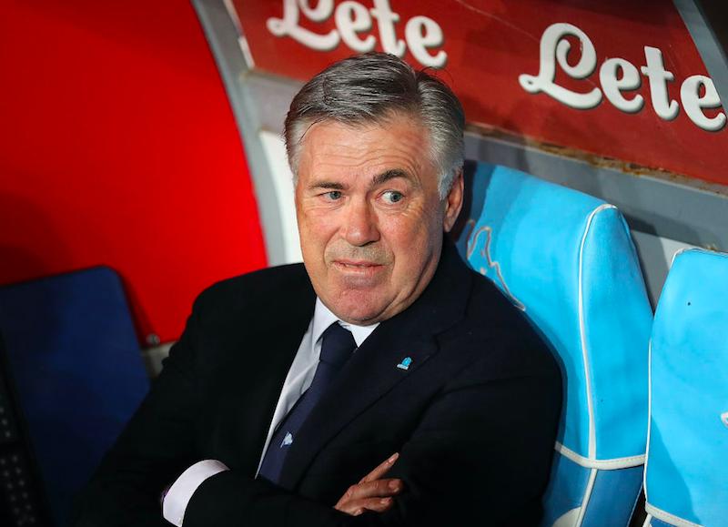 """Ancelotti mette in crisi i fantallenatori: """"Meret sta bene, col Frosinone può essere la sua partita"""""""