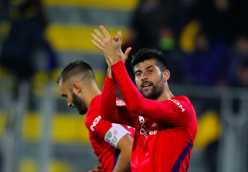 Fiorentina-Bologna, le formazioni ufficiali: Montella toglie Benassi, c'è Palacio
