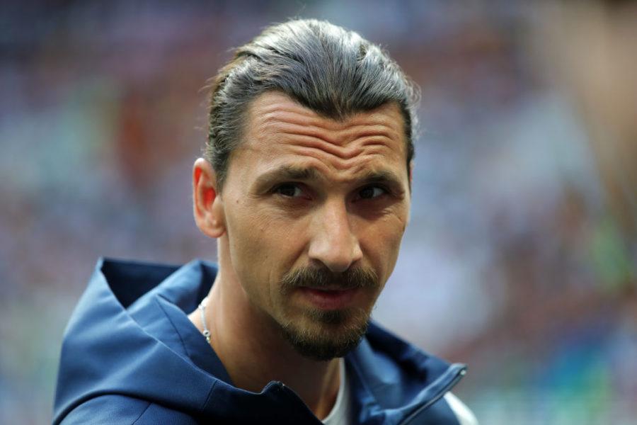 """Ibrahimovic: """"Sono pronto a tornare in Italia! Milan, così non esiste. Se vado al Napoli…"""""""
