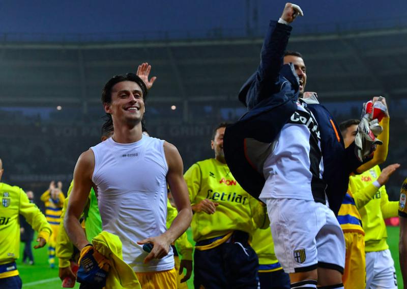 Parma, verso la panchina Stulac e Siligardi: scelta la formazione anti-Juve